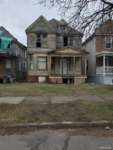 414 MOUNT VERNON Street, Detroit, MI 48202