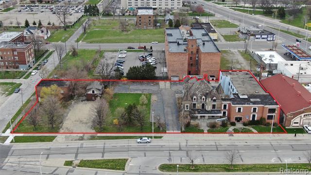 130 E GRAND Boulevard, Detroit, MI 48207