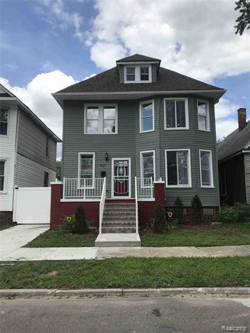 3454 SEYBURN Street, Detroit, MI 48214