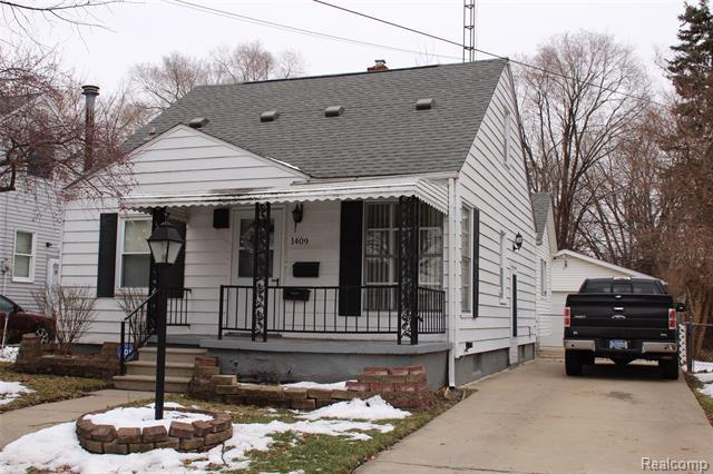 1409 BEAVER Avenue, Flint, MI 48503
