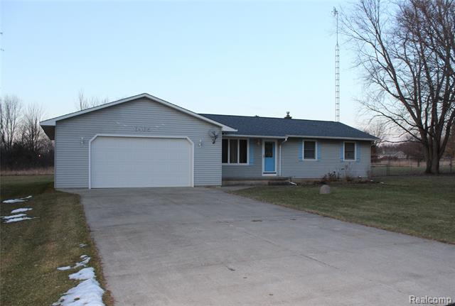 6465 E FRANCES Road, Mt. Morris, MI 48458