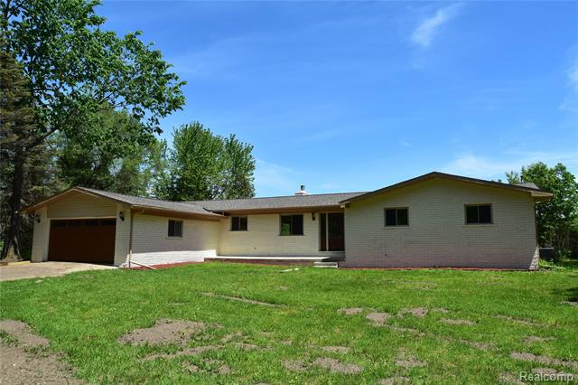 2611 S LAKE GEORGE Road, Metamora, MI 48455