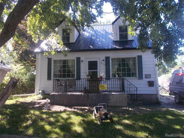 666 MAPLE Street, Mount Morris, MI 48458