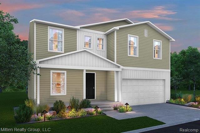 424 SADDLEBROOK Drive, Linden, MI 48451