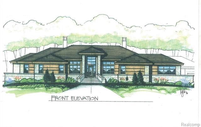 2701 TURTLE RIDGE Drive, Bloomfield Hills, MI 48302
