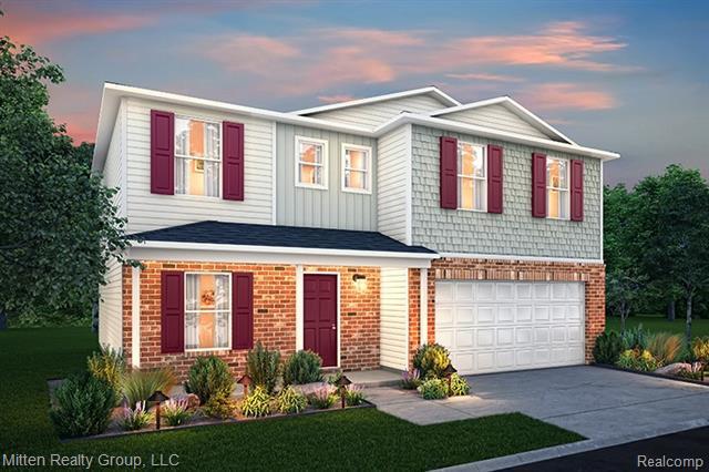 2051 Brier Crest Drive, Davison, MI 48423