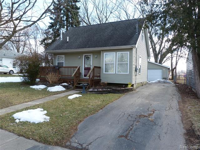 3905 HOGARTH Avenue, Flint, MI 48532